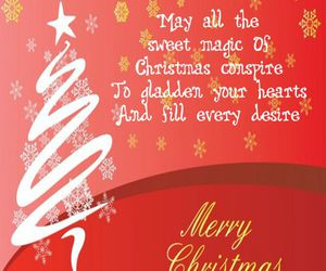 christmas, merry christmas, and quotes image