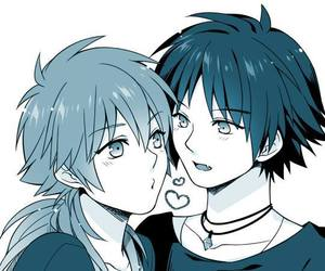 bl, ren, and aoba image