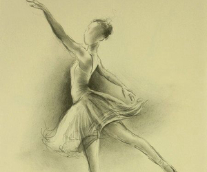 art, artwork, and ballet image