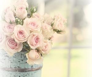 pastel, pink, and vintage image