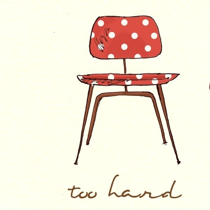 chair, illustration, and cute image