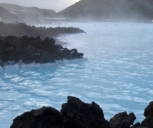 nature, blue, and water image