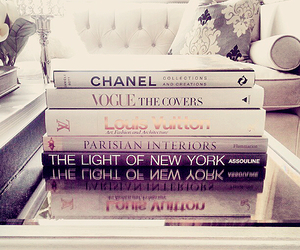 books, chanel, and more image