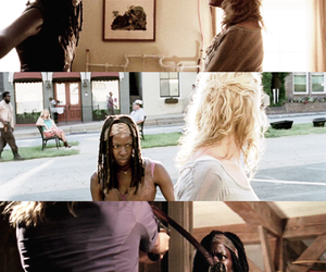 friend, the walking dead, and twd image