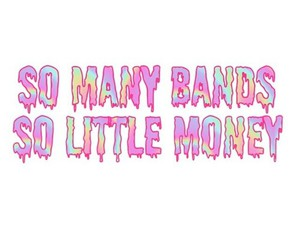 band and money image