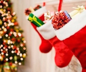 christmas, header, and tree image