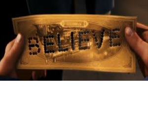 believe, ticket, and polarexpress image