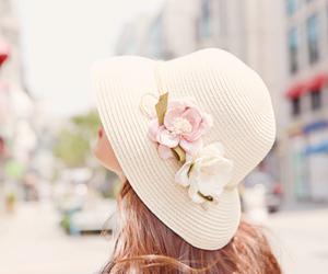 hat, cute, and kfashion image
