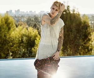 justin bieber, perfect, and much love image