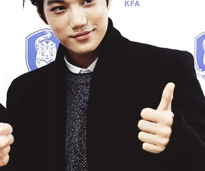 exo, kai, and dat face image