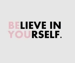 quote, believe, and be you image