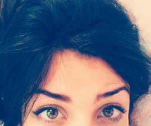 cabelo, eyes, and hair image