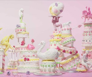 pink, sweets, and cute image