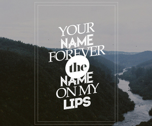 forever, kiss, and lips image