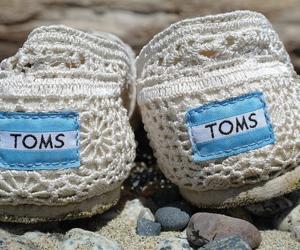 beach, beige, and crochet image