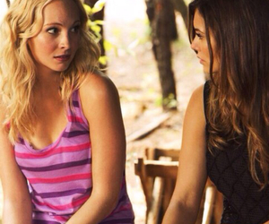 elena, the vampire diaries, and candice image