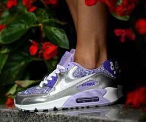 air max, fashions, and nice shoes image