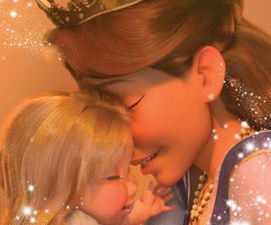 love, disney, and mom image
