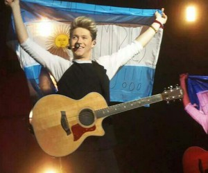 argentina, niall horan, and one direction image