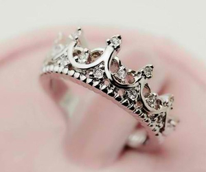 crown, cute, and diamond image