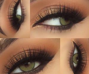 green eyes, beautiful, and eyes image