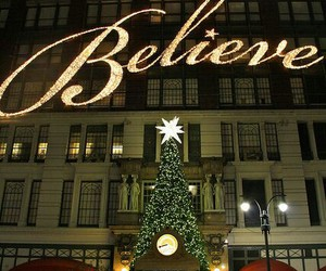 beautiful, christmas, and believe image