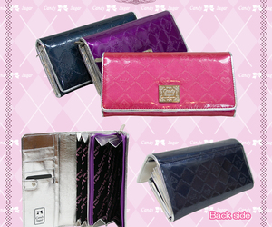 candy sugar and wallet image