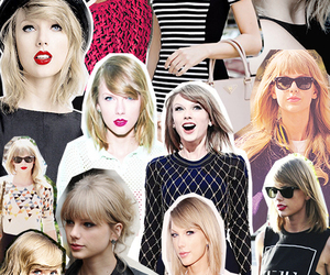 Taylor Swift and Collage image