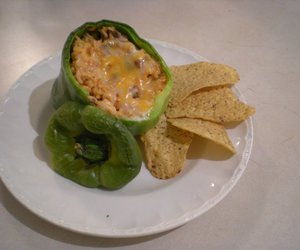 stuffed pepper image