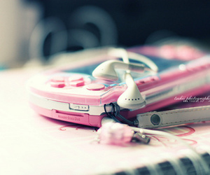 pink and psp image