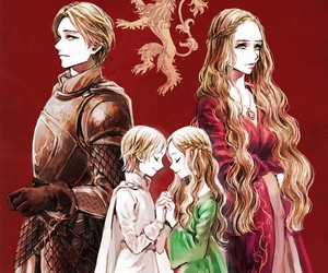 game of thrones, couple, and twins image