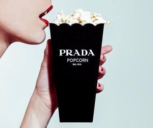 fashion, it, and popcorn image