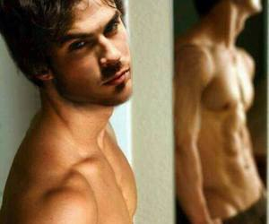 actor, Hot, and Vampire Diaries image