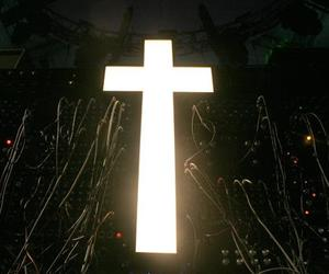 cross and justice image