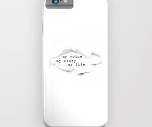 case, inspirational, and iphone image