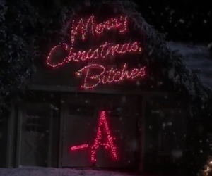 christmas, season 5, and pll image
