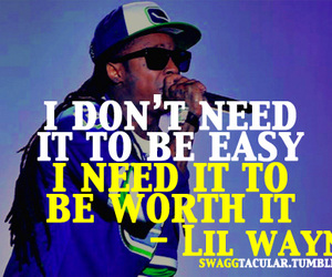 quote and lil wayne image
