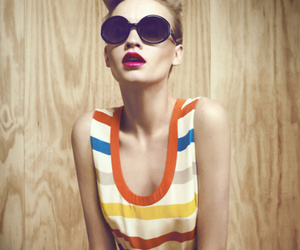 fashion, model, and photography image