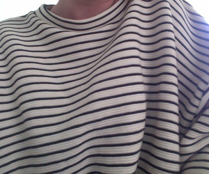 pale, tumblr, and stripes image