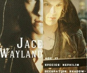 the mortal instruments, jace, and city of bones image