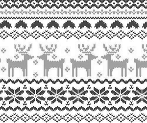 christmas, winter, and wallpaper image