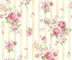 background, wallpaper, and pink rose pattern image