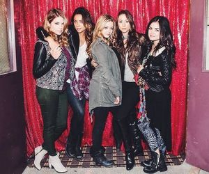 pretty little liars, girls, and pll image