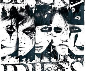 bvb, black veil brides, and jinxx image