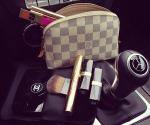 chanel, luxury, and makeup image