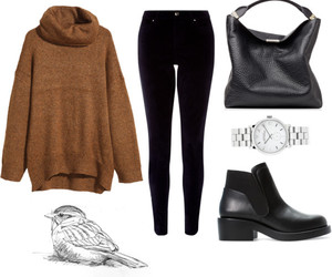 clothes, cold, and cosy image