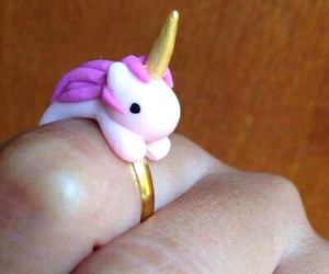 unicorn, cute, and magic image