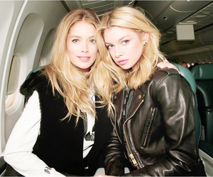 stella maxwell, Doutzen Kroes, and model image