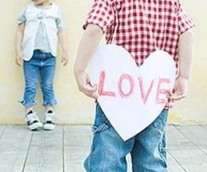 kids, cute, and love image