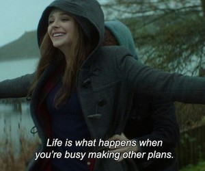 happen, life, and quote image